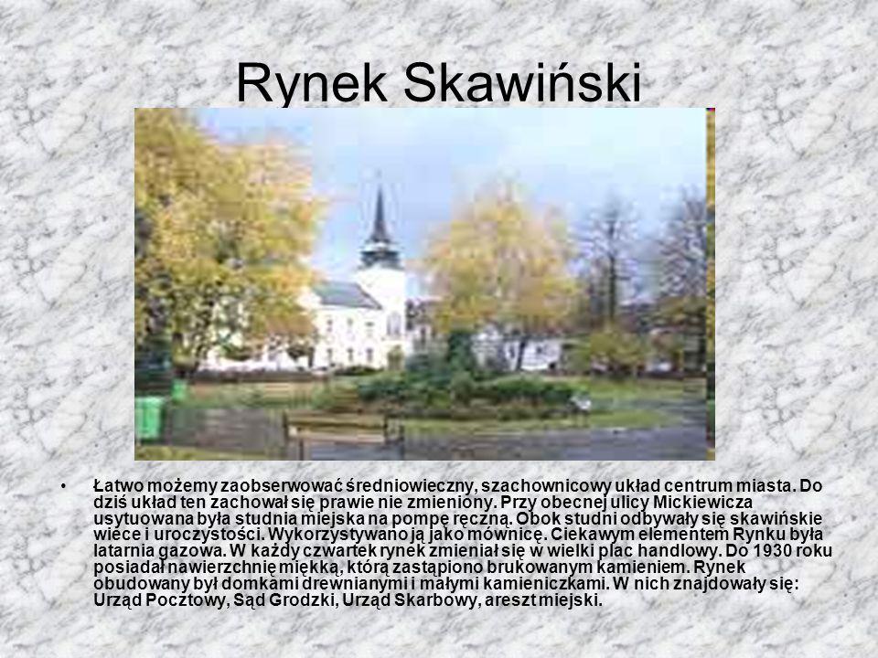 Rynek Skawiński
