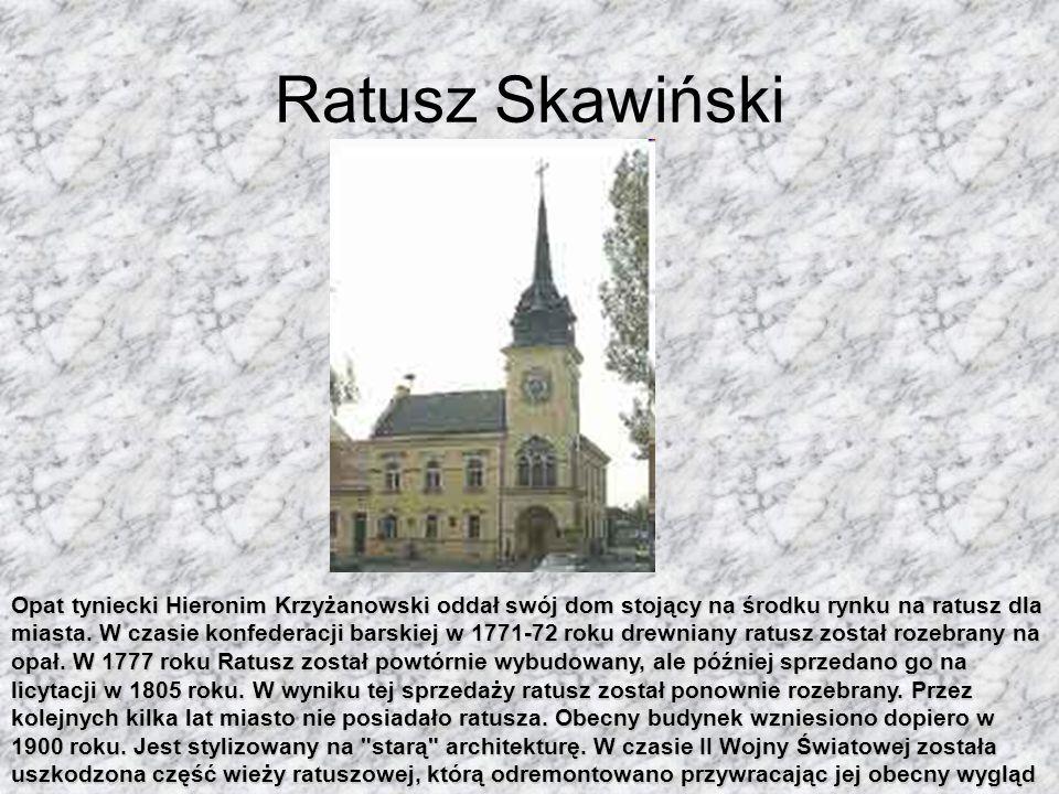 Ratusz Skawiński