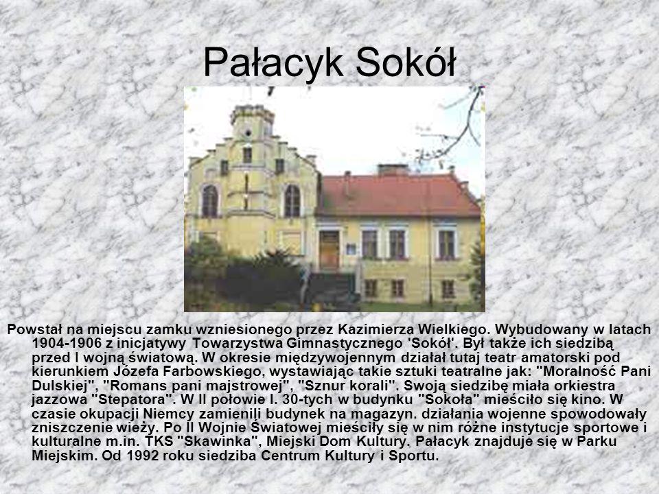 Pałacyk Sokół