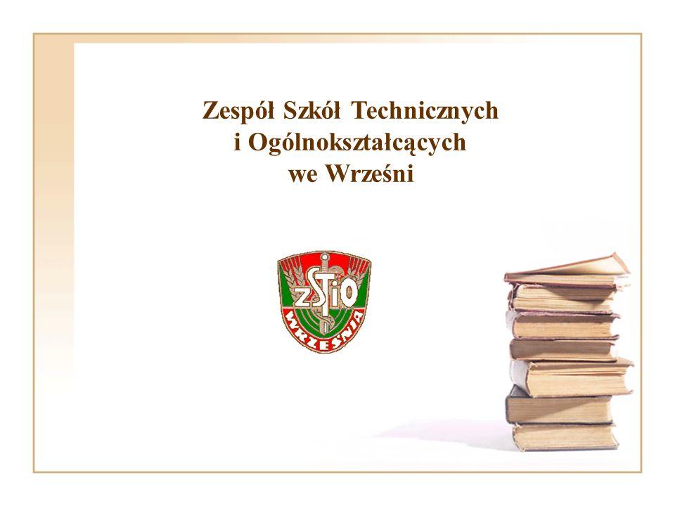 Zespół Szkół Technicznych i Ogólnokształcących we Wrześni