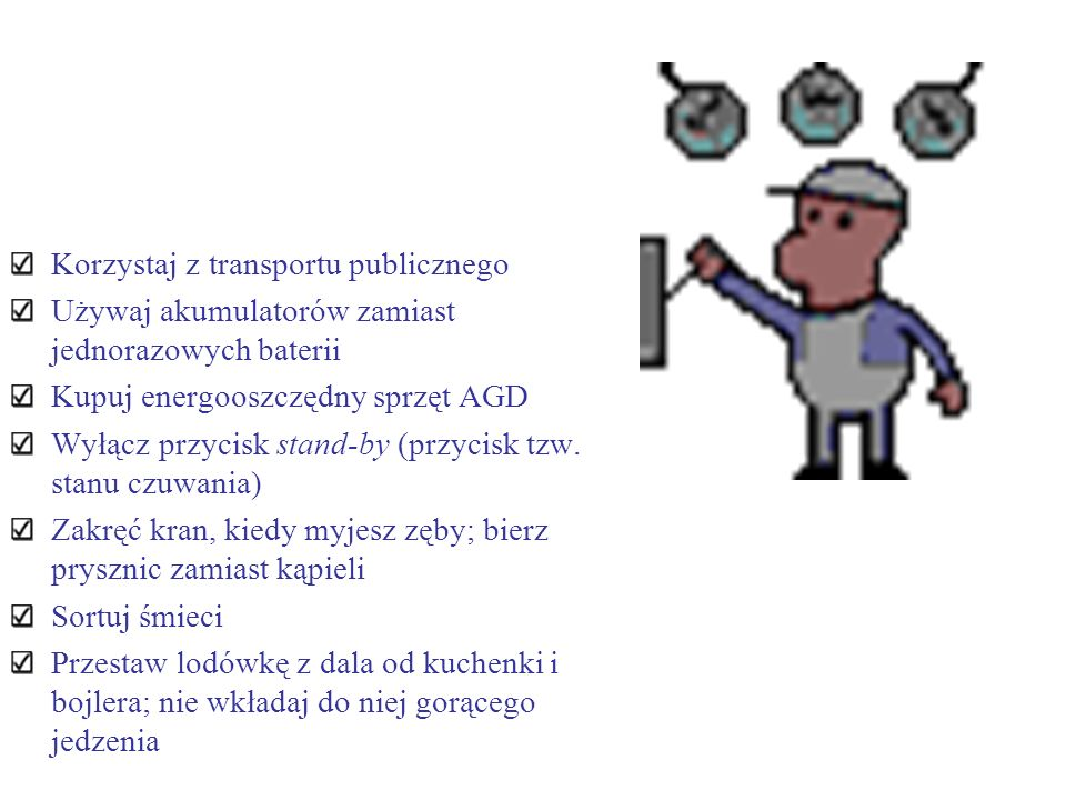 Korzystaj z transportu publicznego