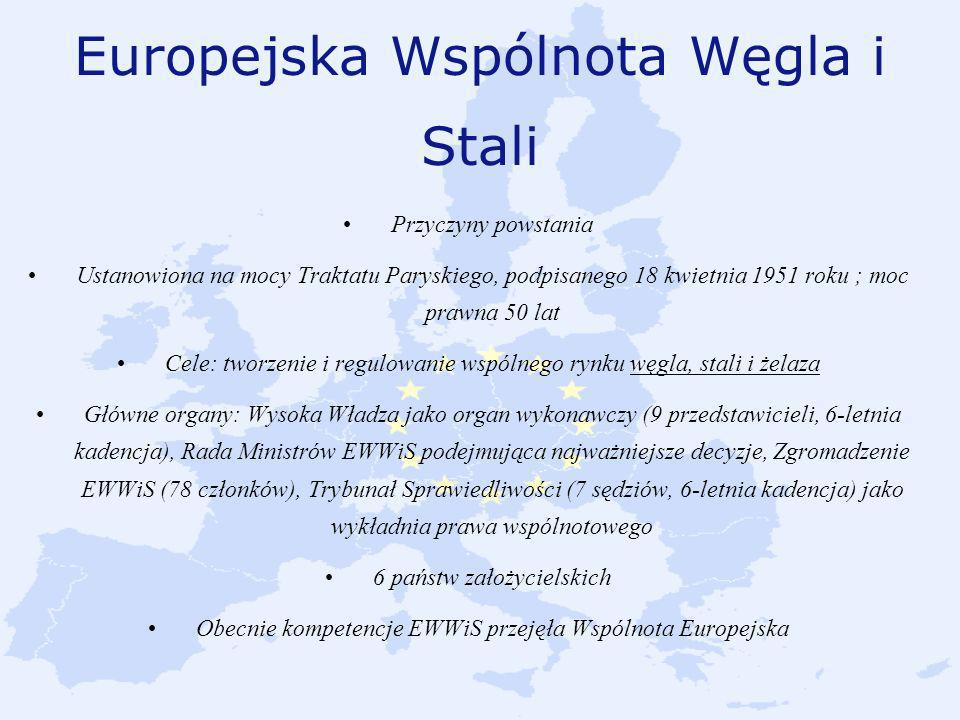 Europejska Wspólnota Węgla i Stali