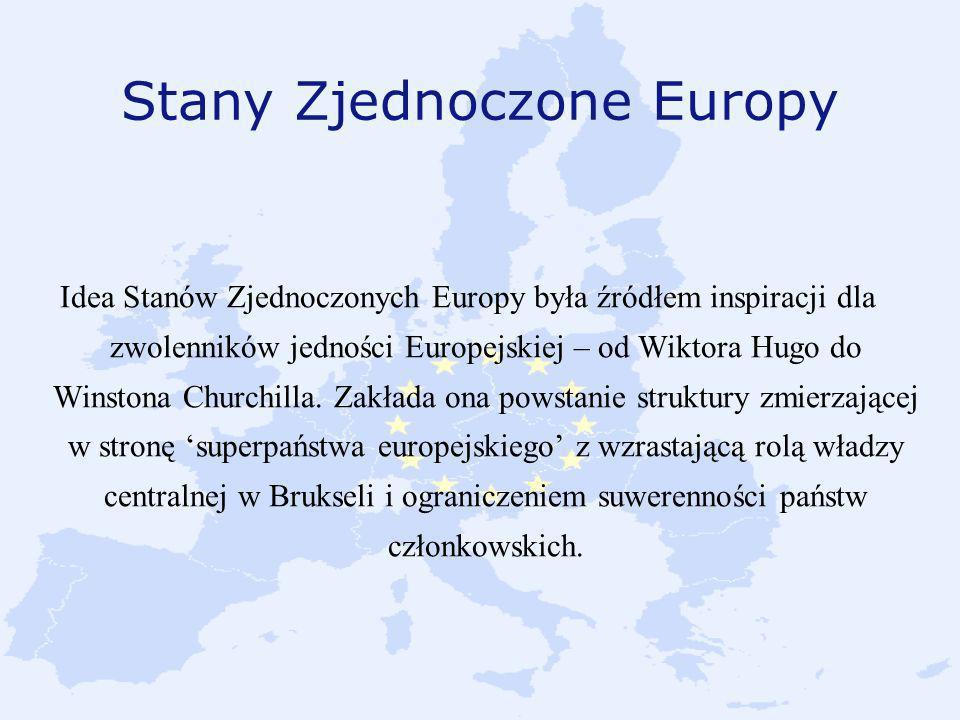 Stany Zjednoczone Europy