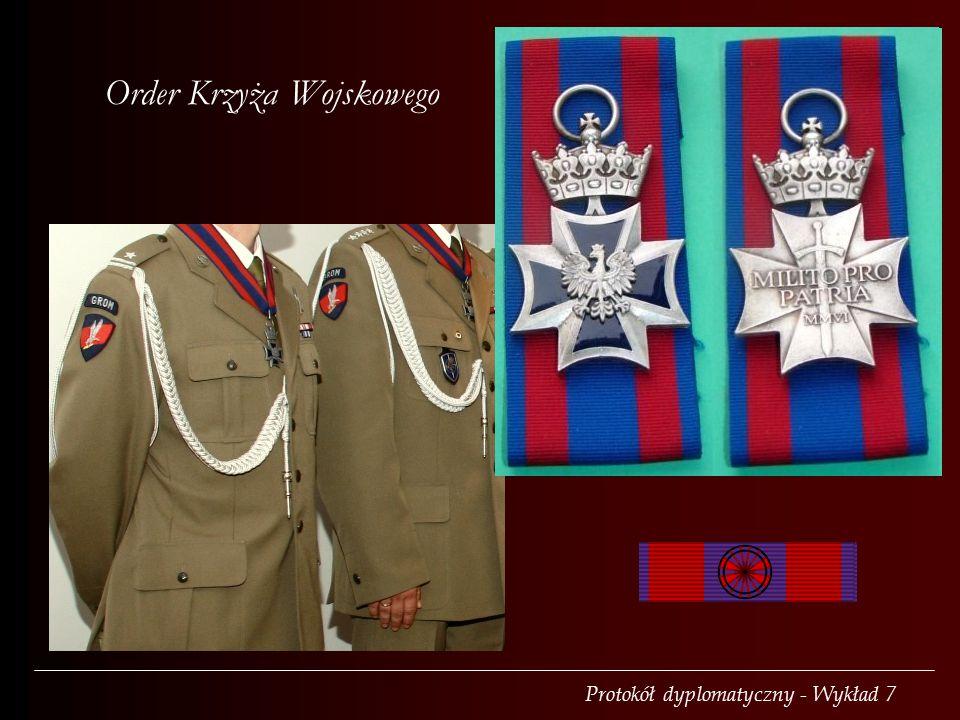 Order Krzyża Wojskowego