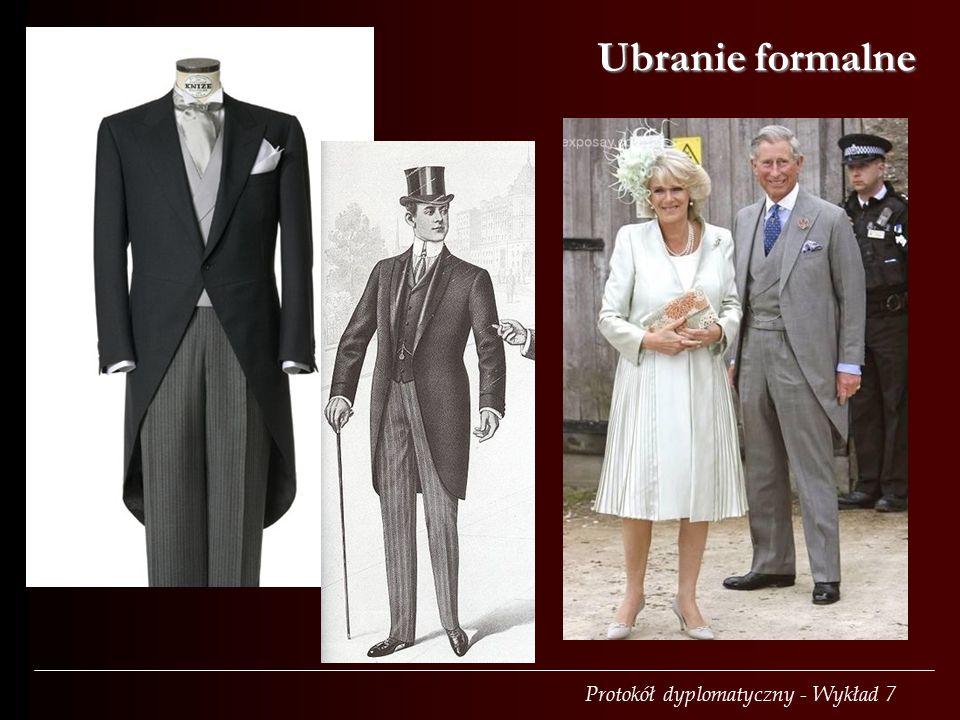 Ubranie formalne