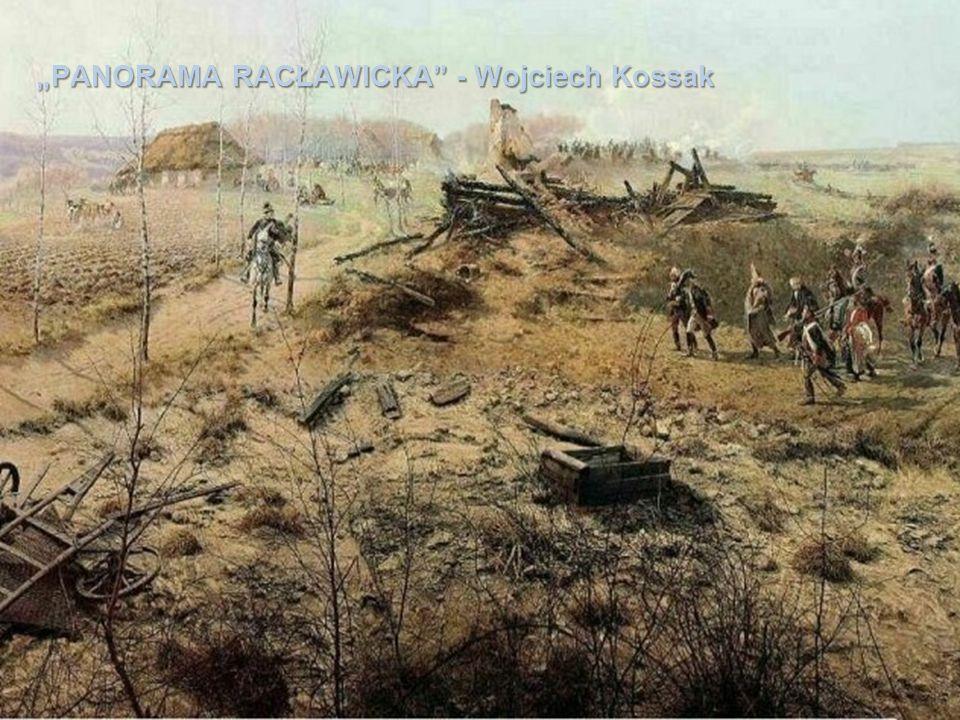 """""""PANORAMA RacławicKA - wojciech Kossak"""