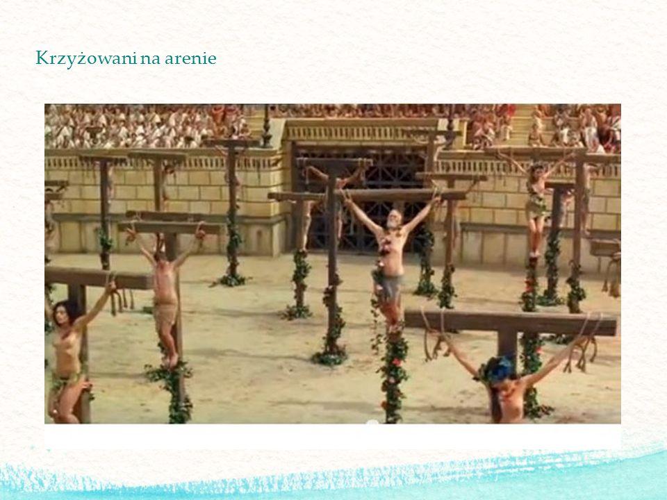 Krzyżowani na arenie