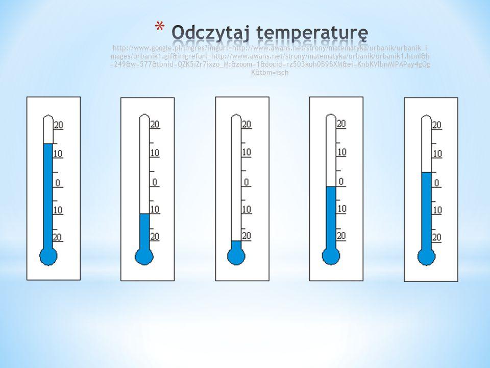 Odczytaj temperaturę http://www. google. pl/imgres. imgurl=http://www