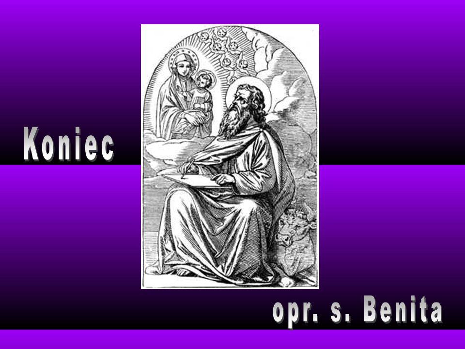 Koniec opr. s. Benita