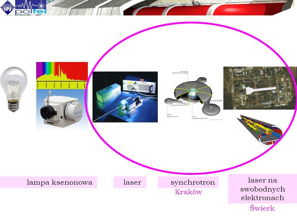 laser na swobodnych elektronach