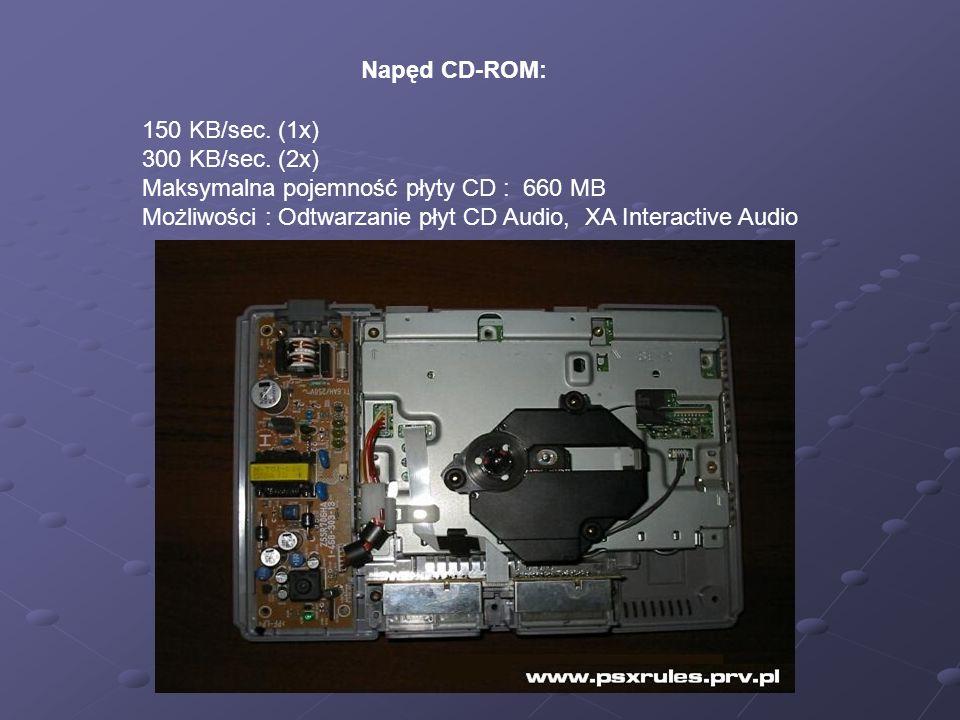 Napęd CD-ROM: