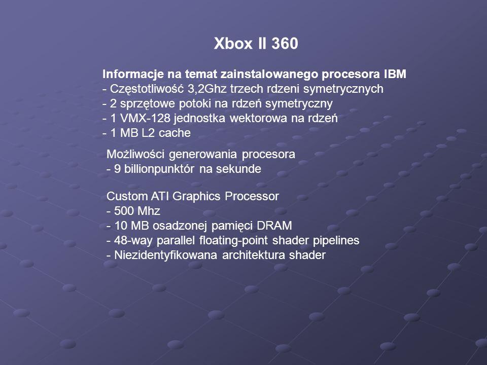 Xbox II 360