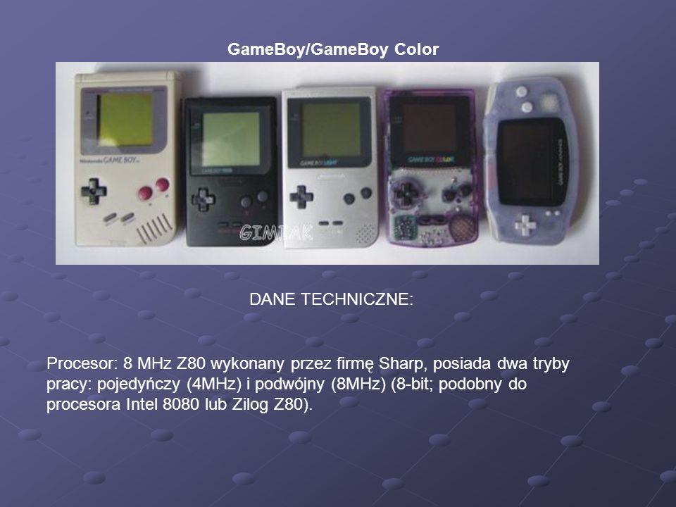 GameBoy/GameBoy Color