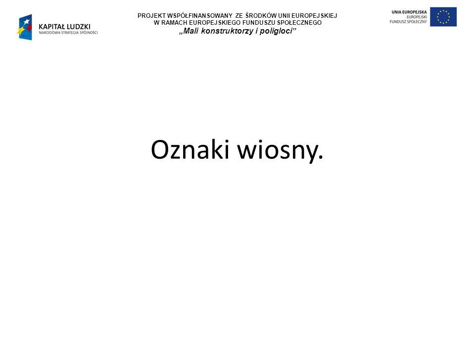 """""""Mali konstruktorzy i poligloci"""