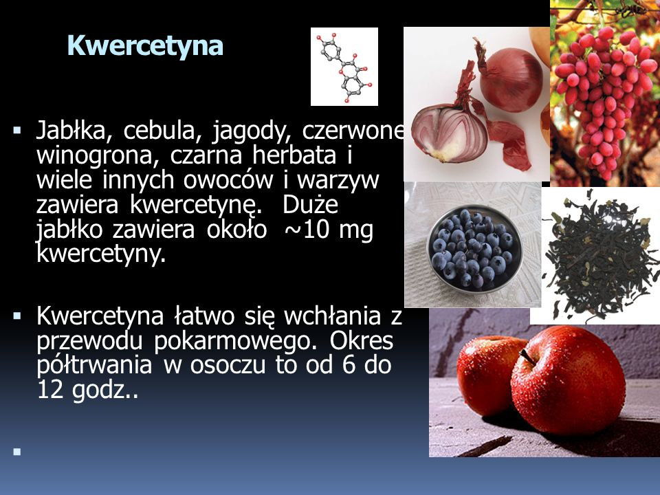 Kwercetyna