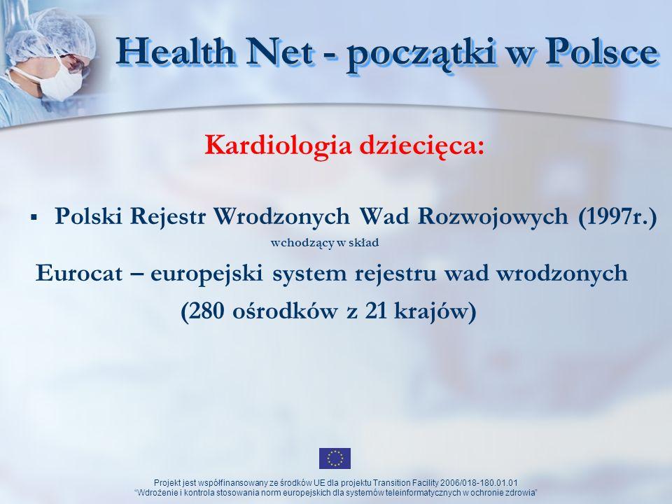 Health Net - początki w Polsce