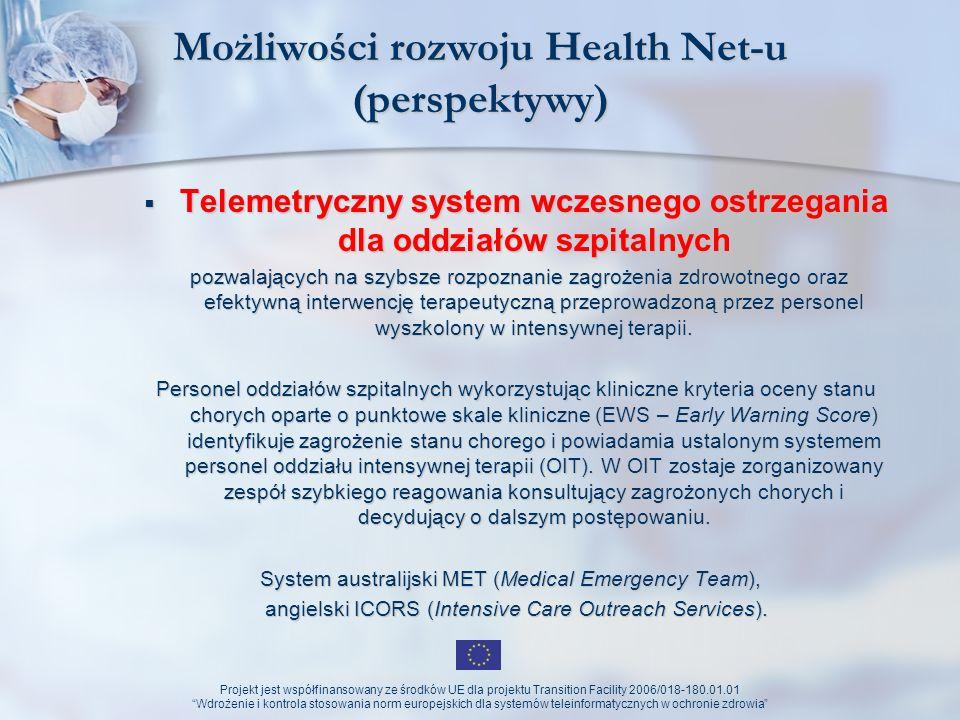 Możliwości rozwoju Health Net-u (perspektywy)