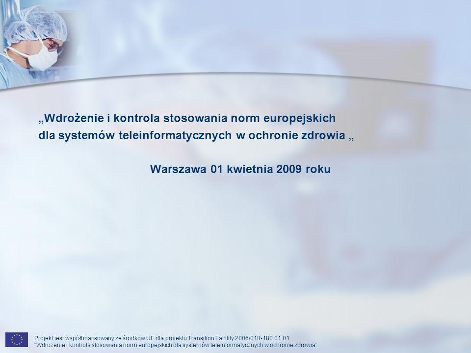 Warszawa 01 kwietnia 2009 roku