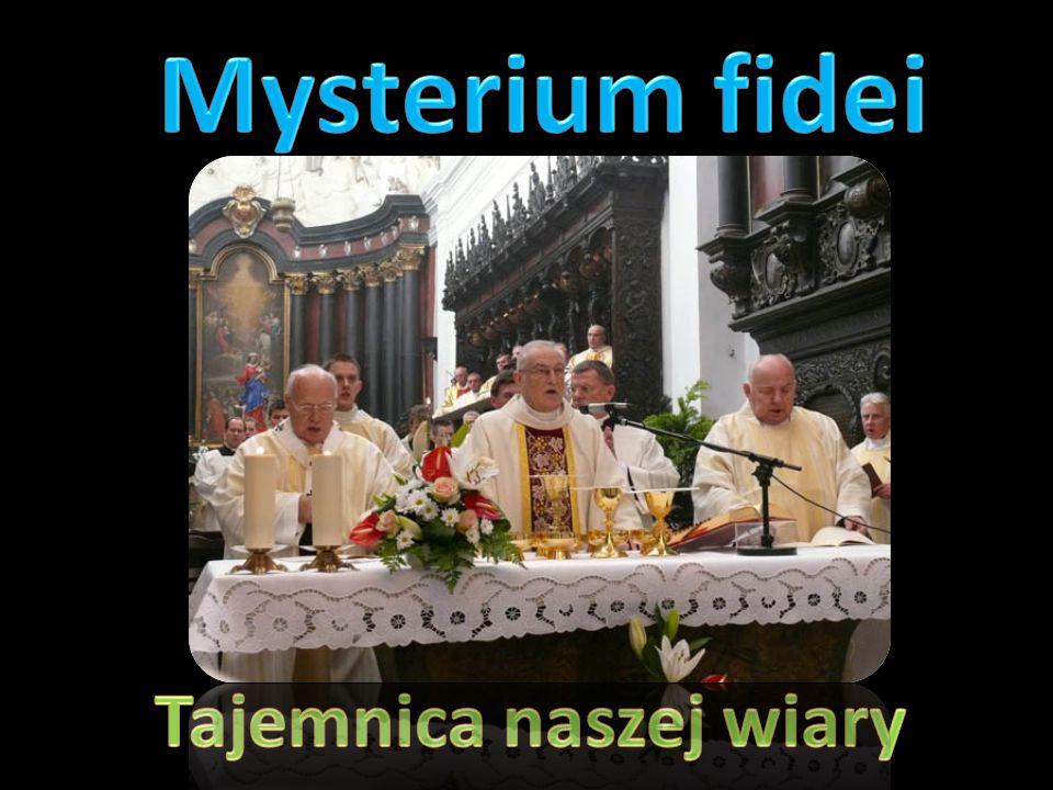 Tajemnica naszej wiary