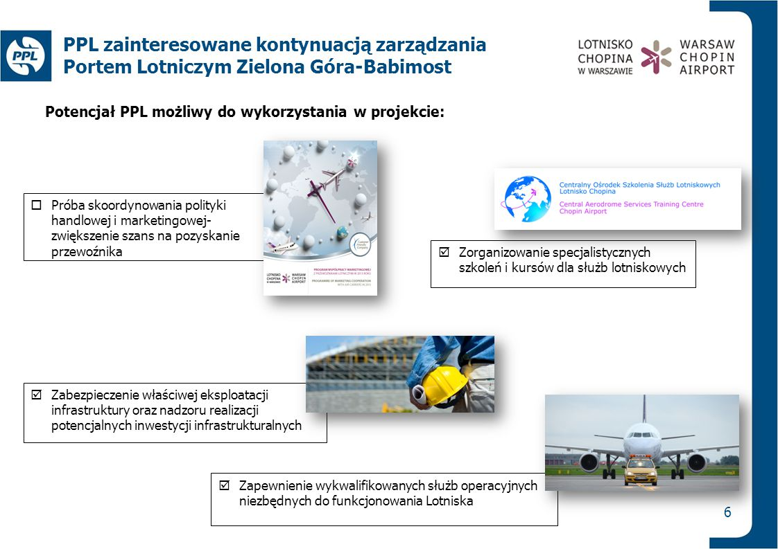 PPL zainteresowane kontynuacją zarządzania