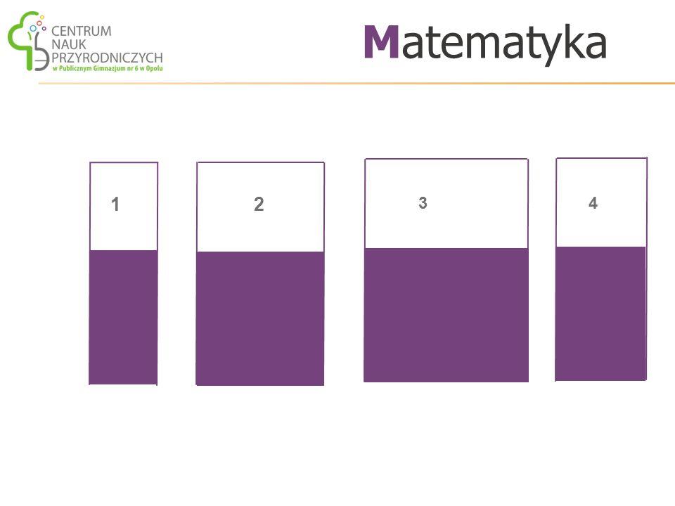 Matematyka 1 2 3 4 (Łącznie : 2 etaty pedagogiczne i 0,5 etatu pracownika niepedagogicznego).
