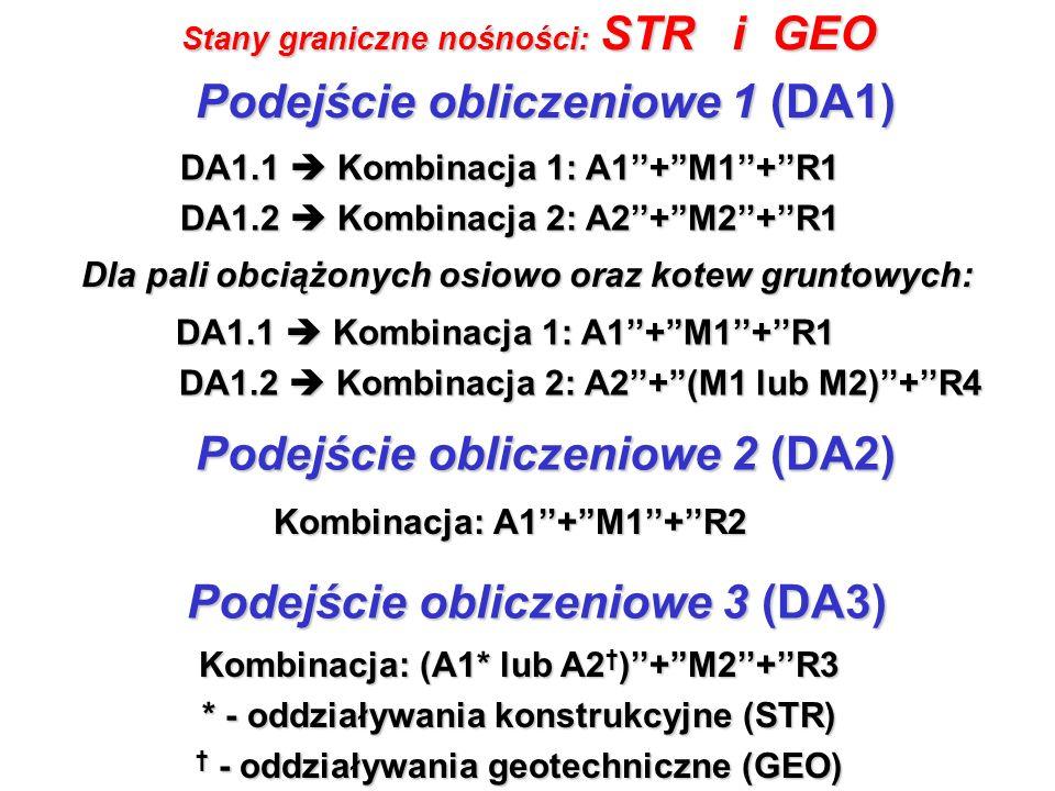 Podejście obliczeniowe 1 (DA1)