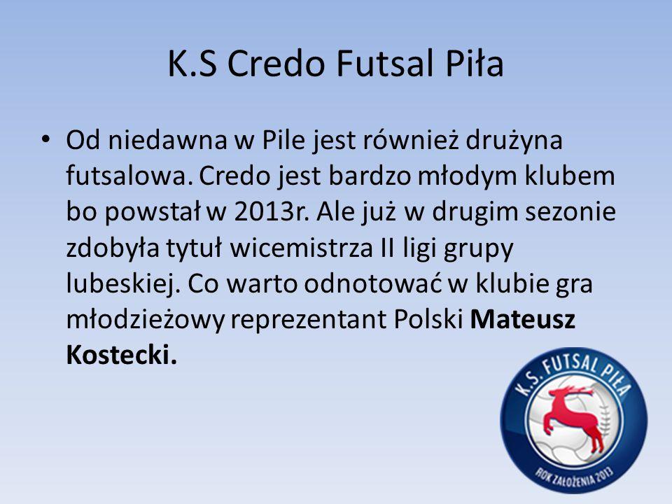 K.S Credo Futsal Piła