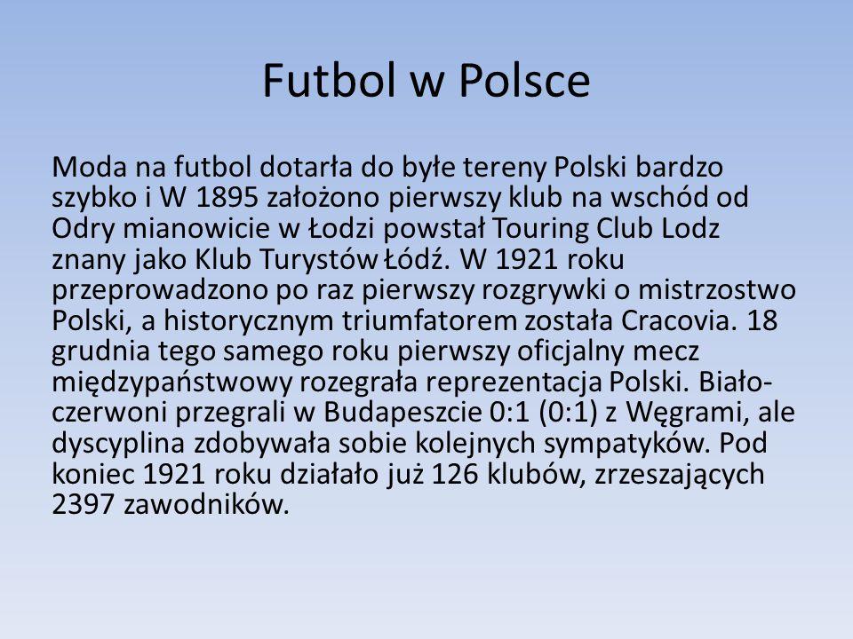 Futbol w Polsce