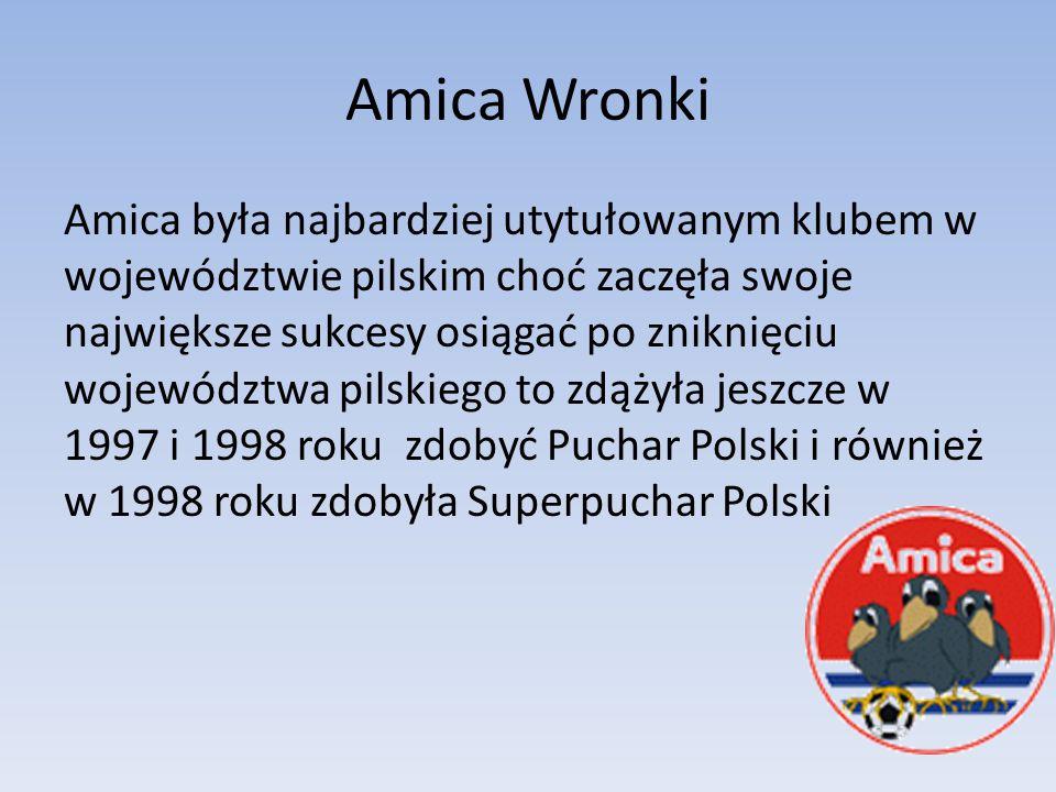 Amica Wronki