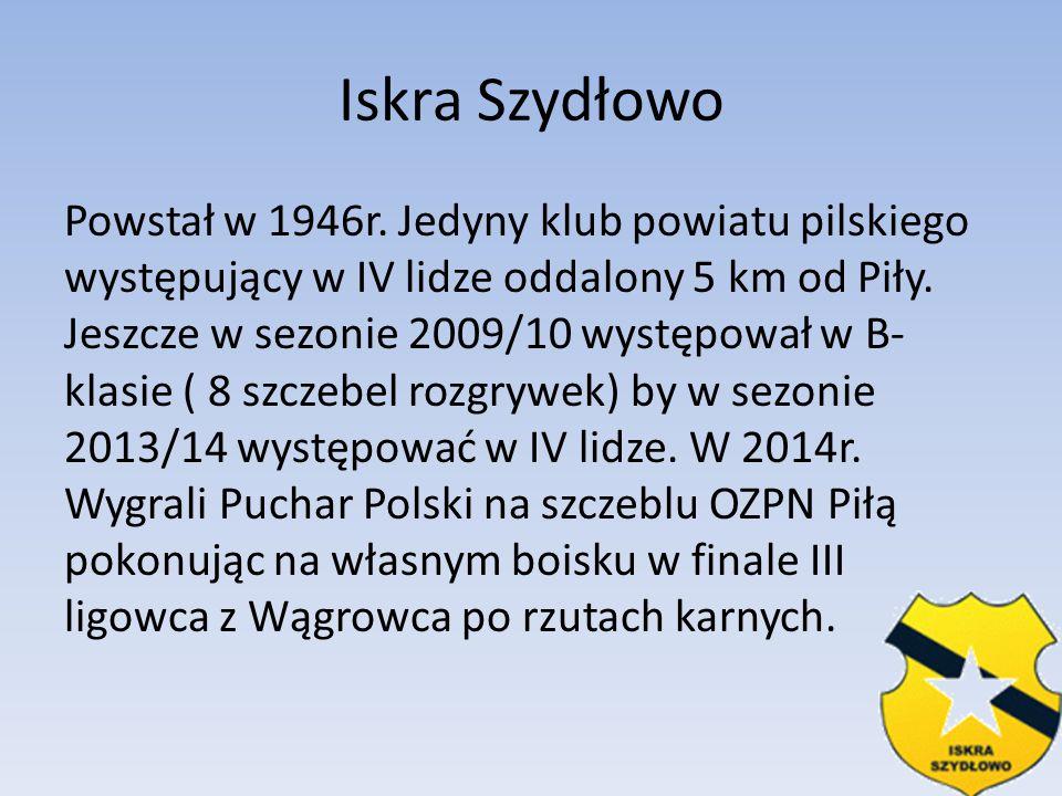 Iskra Szydłowo
