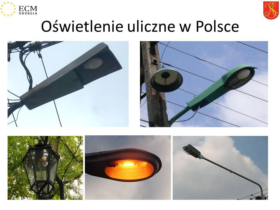 Oświetlenie uliczne w Polsce