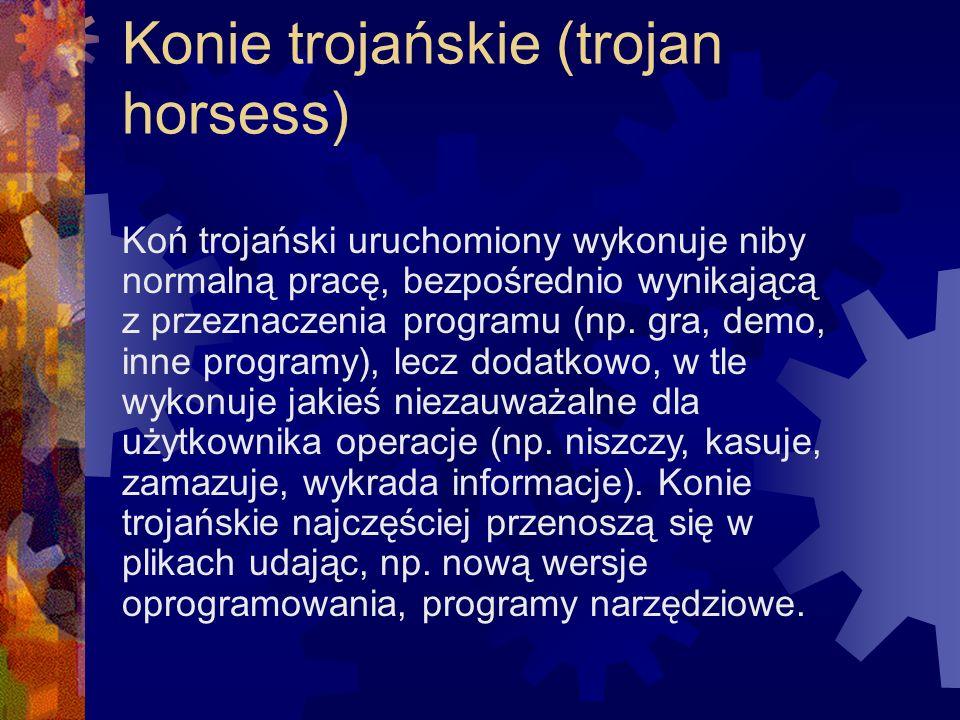 Konie trojańskie (trojan horsess)