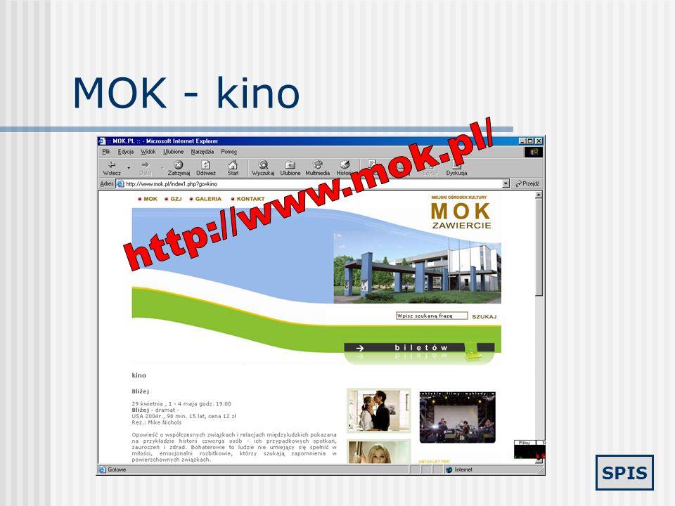 MOK - kino http://www.mok.pl/