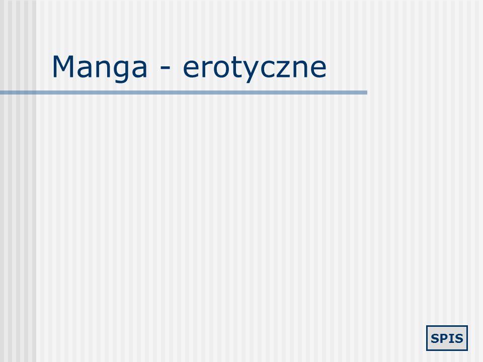 Manga - erotyczne