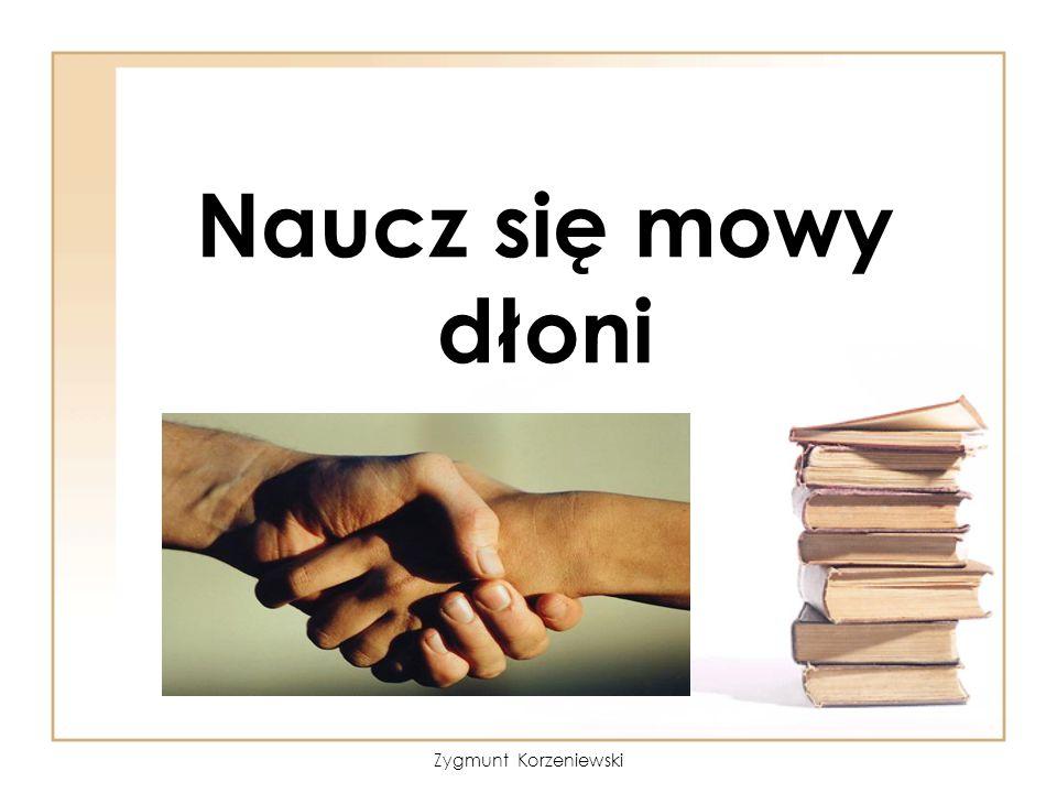Naucz się mowy dłoni