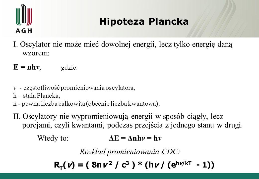RT(v) = ( 8πv 2 / c3 ) * (hv / (ehv/kT - 1))