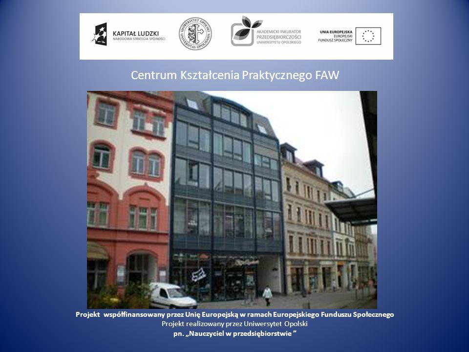Centrum Kształcenia Praktycznego FAW