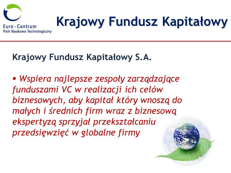 Krajowy Fundusz Kapitałowy