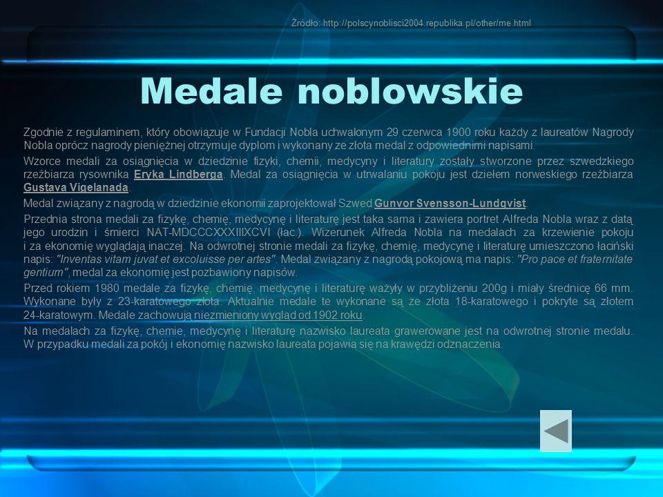 Żródło: http://polscynoblisci2004.republika.pl/other/me.html