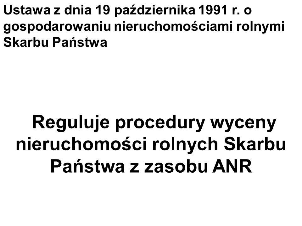 Ustawa z dnia 19 października 1991 r