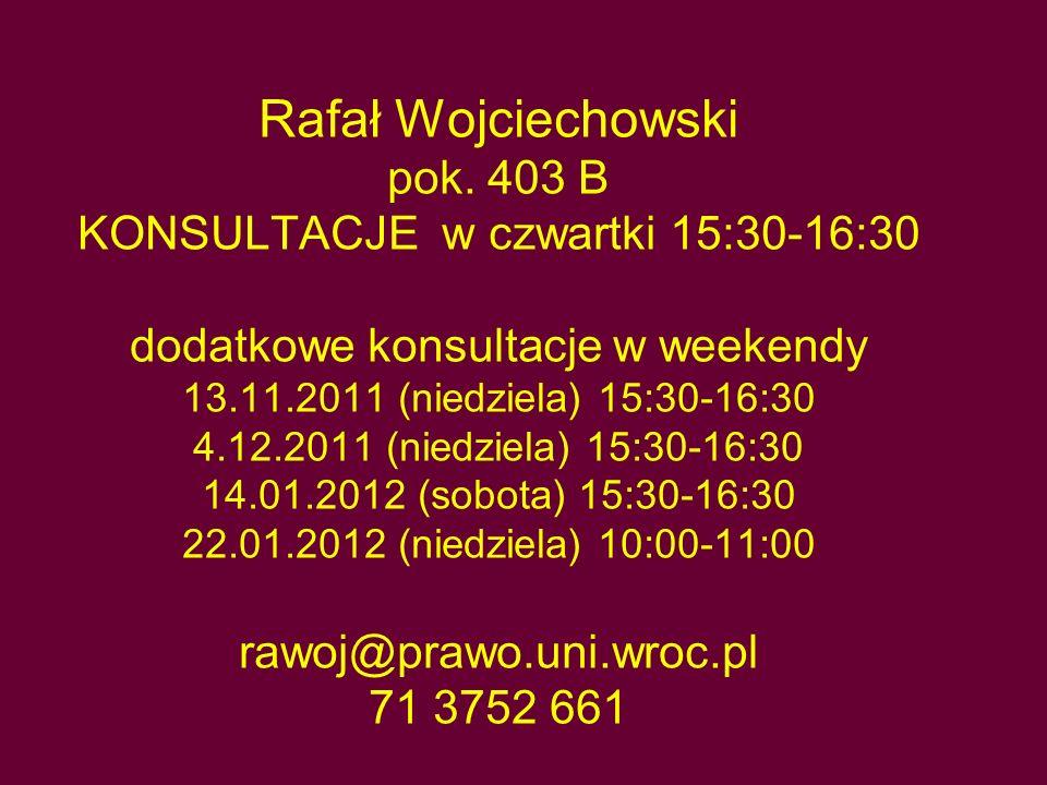 Rafał Wojciechowski pok
