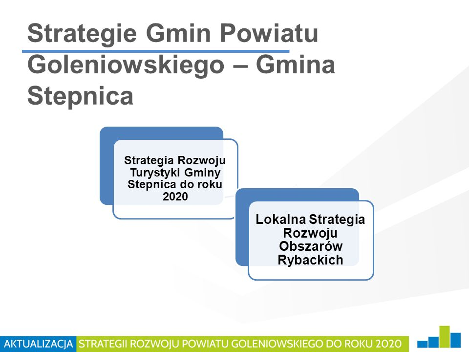 Strategie Gmin Powiatu Goleniowskiego – Gmina Stepnica