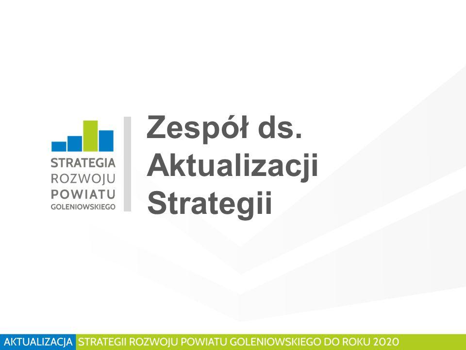 Zespół ds. Aktualizacji Strategii