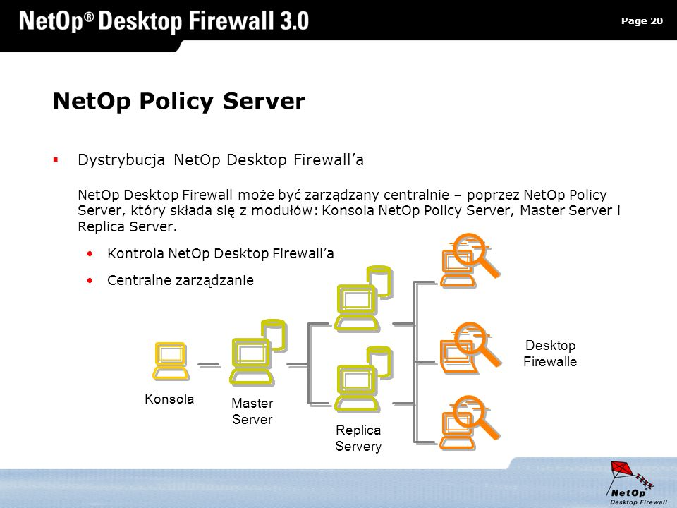 NetOp Policy Server