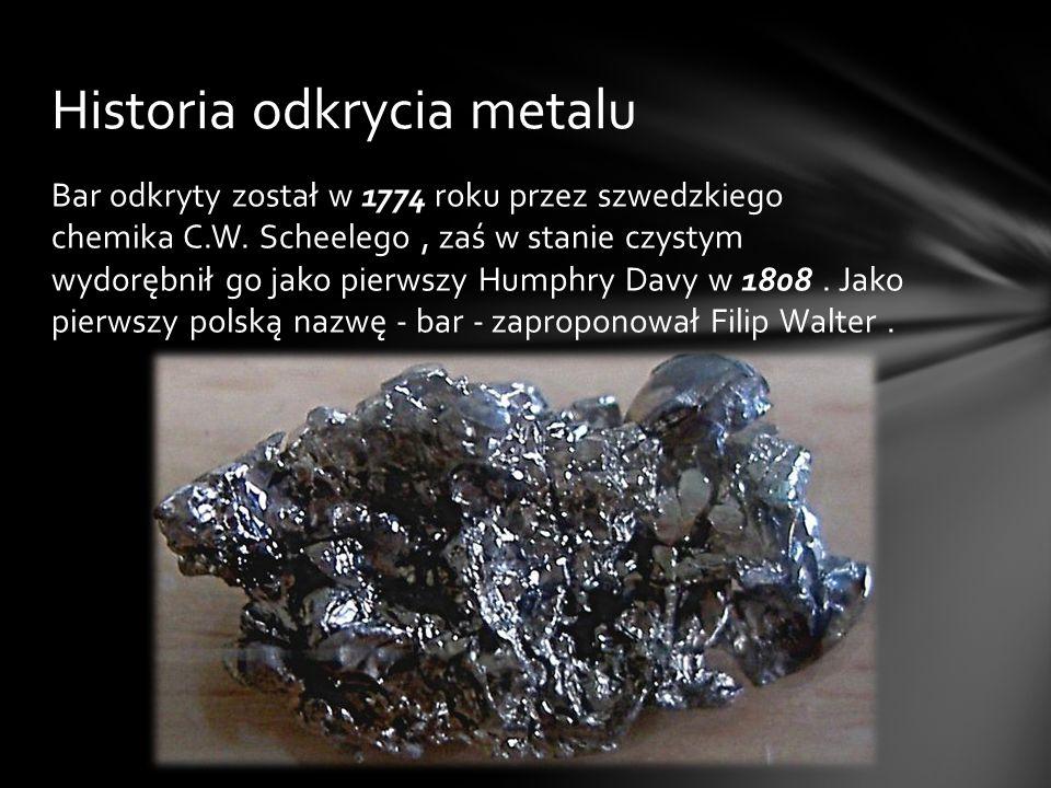 Historia odkrycia metalu