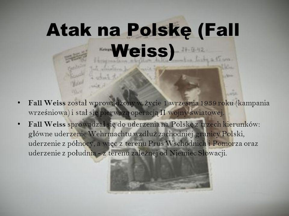 Atak na Polskę (Fall Weiss)