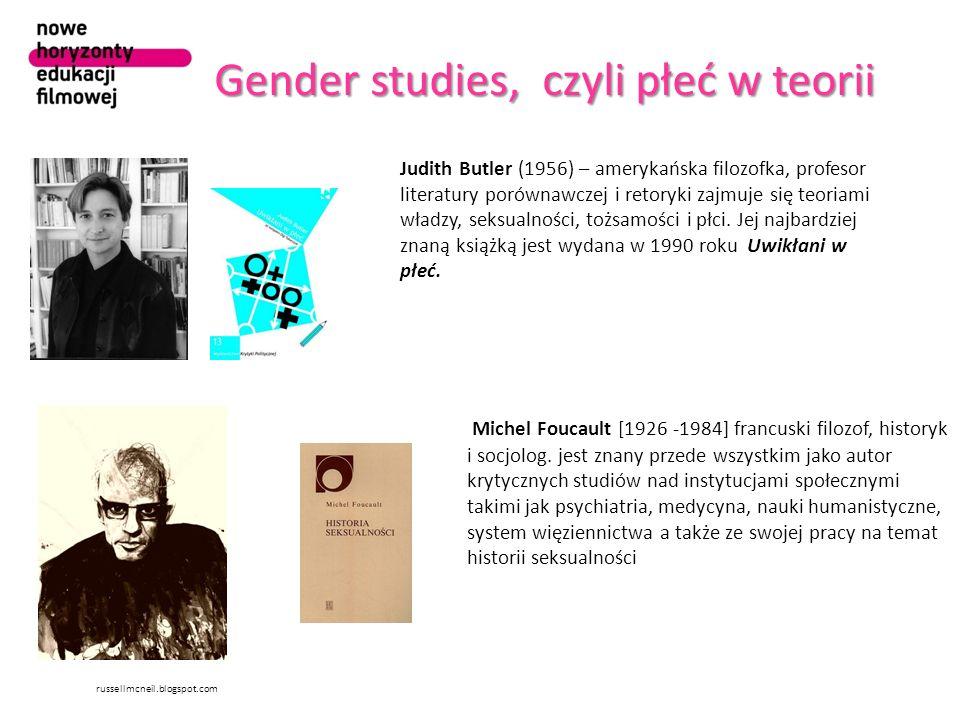 Gender studies, czyli płeć w teorii
