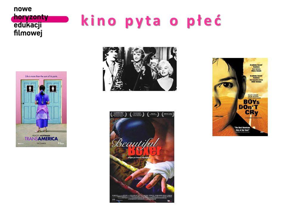 kino pyta o płeć Kilka filmowych przykładów analiz genderowych.