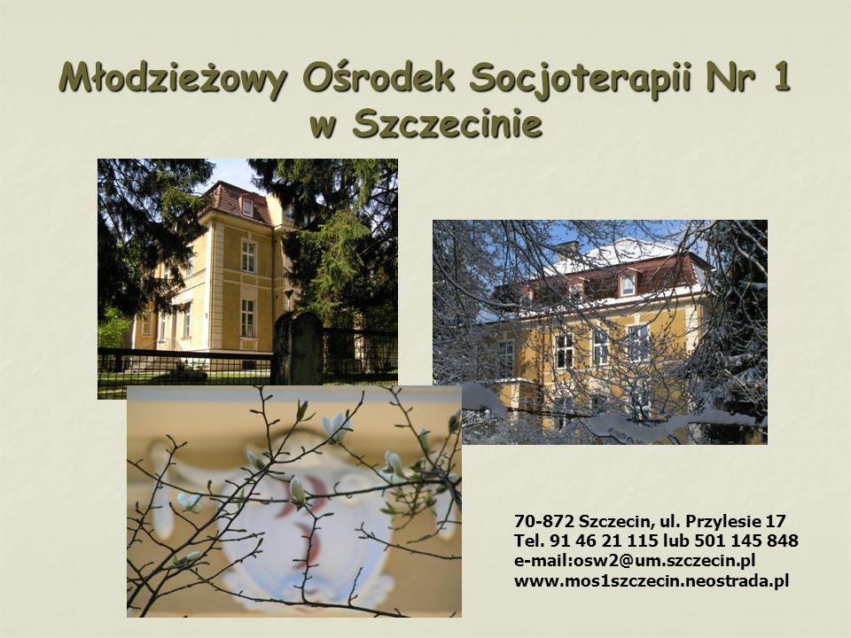 Młodzieżowy Ośrodek Socjoterapii Nr 1 w Szczecinie