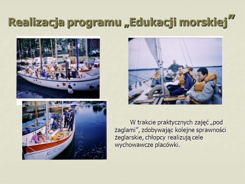 """Realizacja programu """"Edukacji morskiej"""